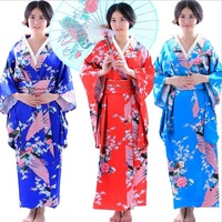 The Japanese kimono yukata kimono dress uniform temptation female cos photo album costumes