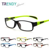Eyeglasses Frame Men Brand Optical Frame Reading Glasses Rectangle Super Light Spectacle KJ53