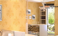 PVC fashion high-end luxury foam wall sticker Bedroom,baby home dining-room wall paper 10 m * 53 cm luxury home wallpaper