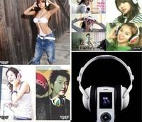 10pcs wholesale Mix Style Star Headphone Earphone Headset 3.5mm for IPhones Samsung HTC MP3 MP4 PC Laptop