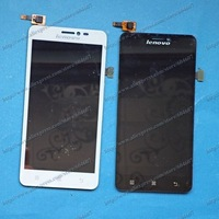 New Black or White Original Replace Touch screen with Digitizer+LCD Display Assembly For Lenovo S850t Phone