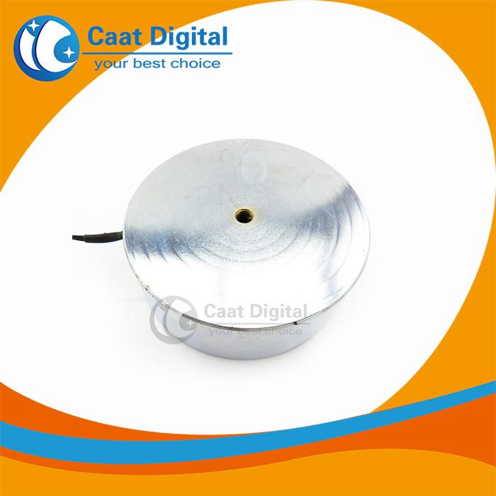 Metal 1000N(100kg) Electric Lifting Magnet Holding Electromagnet 12V/24V DC 220LB(China (Mainland))
