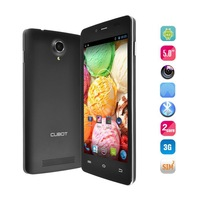 Original Cubot P10 5.0 Inch Android 4.2 MTK6572 Quad Core 1.3GHz 5.0MP+8.0MP 8GB ROM WIFI Cell phone Dual SIM Card