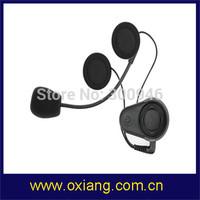 500 Meters Motorbike Helmet Bluetooth Intercom Headset 2pcs free ship