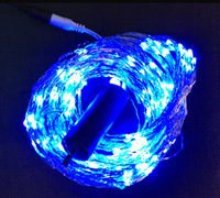 LED strings Christmas Vines light Marquee Waterproof  2 meters 570LEDs/30pcs/bunch White/Warm White/Red/Green/Blue/Yellow
