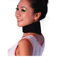 1pcs Healthy Tourmaline Far Infrared Ray Heat Strap Relief Pain Neck Brace Supporter