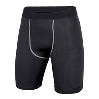 Men's sports shorts tight training fitness pants Pro shorts perspiration wicking shorts tights Quick Drying Pants