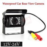 IP66 waterproof Rear view camera12V-24V car Rear view camera 420TVL 120degree For Bus & Truck monitor