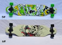 "New cruiser 42"" x 9.5"" Professional Maple Skateboarding Longboard Skate board Complete"