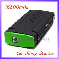 12V/ 16V / 19V Portable Car Emergency Power Jump Starter Rechargeable 16800mAh Car Battery Charger