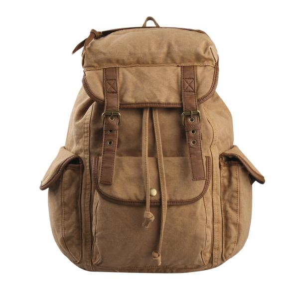 VEEVAN casual backpack canvas men's backpacks women backpack fashion men's travel bags vintage laptop children school bag(China (Mainland))
