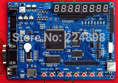 Altera NIOSII FPGA Development Board SOPC Board EP2C8Q208(China (Mainland))