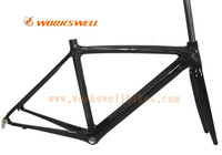 wholesale Price 2015 Workswell Super Light  Carbon Bicycle Bike Road Frame
