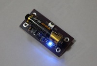 1pcs new Power Supply Module AAA 3A Battery 1.2v to 5V booster for Arduino LilyPad