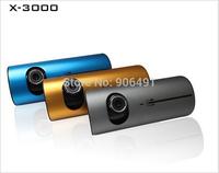 100pcs X3000 X-3000 Car  DVR CAM CAMERA FOR CAR RECODERING