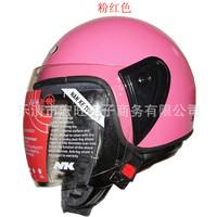 moto Electric car motorcycle half helmet warm winter helmet quarters motocross capacete