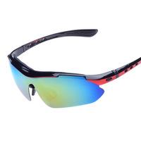 Riding sport sunglasses wholesale new outdoor oculos de sol masculino Polarized Sunglasses