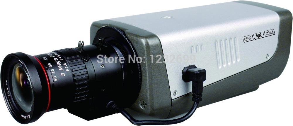 2014 New Arrival FULL HD 1080P CCTV IP Box Camera SONY CMOS Onvif/P2P Support IR-CUT Mobile Remote View CS Auto Iris lens(China (Mainland))