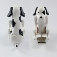 Portable Funny Cute USB Humping Spot Dog Toy Pet Christmas New  #QBO
