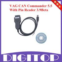 Professional VAG CAN Commander 5.5+ Pin Reader 3.9Beta VAG Diagnostic Tool