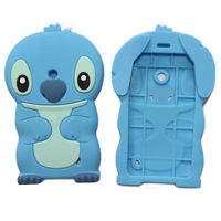 Hot Sales 3D Cute Silicone Soft Rubber Phone Case For Nokia lumia 520
