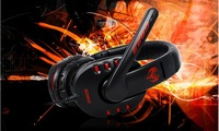 Somic G923 3.5mm Jack 40mm Hi-Fi Speaker Noise Cacelling Stereo Gaming Headset Headphone Powerful Bass Earphone with Mic