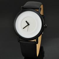 Sinobi Fashion Ladies Mini Watch Student Leather Strap Analog Quartz Watch Fashion Clock Table Feminino Relogio