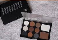 Hot sale 11colors makeup 2 type Professional eye shadow powder eyeshadow palettes brand 60pcs/lot  Freeshipping