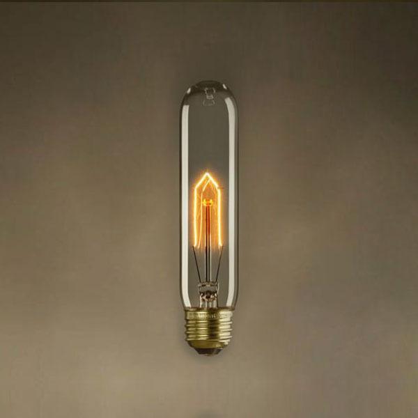 Salt Lamp Bulbs 40w : T10 Edison light bulbs E27 25W 40W 60W Decorative filament bulbs 110V 220V Edison bulb vintage ...