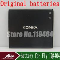 [ 5pcs/lot ] Free singapore shipping - 1750mAh 3.7V Li-ion polymer battery For Fly IQ4404 Spark KLB175N267 Original batteries