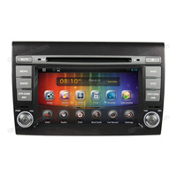 wholesale dvd player gps with car radio sat nav bluetooth for Fiat BRAVO 2007-2012 (S7011) with blaupunkt dab car radio