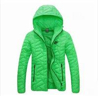 2014 Fashion Brand Winter Jacket Men High Quality Light Warm Down-Jacket Sport Men Winter Jacket Colorful Handsome Coat Men