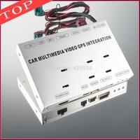 Multimedia Video Interface Car Navigation Solution For BMW F20 F21 F30 F31 F35 F10 F11 2013