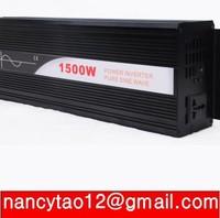 1500VA PURE SINE WAVE INVERTER (12V 24V DC 220VAC 230VAC 3000W 3KW PEAKING) Door to Door Free Shipping