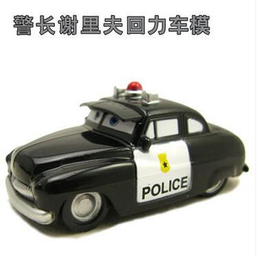 Pixar Cars 1pc 8cmchief nawaz Sharif boomerang models alloy car models toy child gift(China (Mainland))
