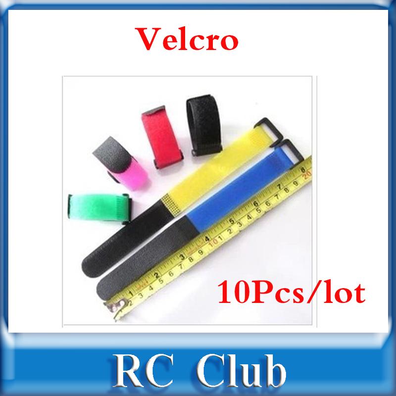 Фото Запчасти и Аксессуары для радиоуправляемых игрушек WL 10Pcs/lot 200 300 Velcro запчасти