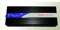 off inverter 12V to 120V 4000W pure sine wave inverter  CE ROHS approval high quality and good price