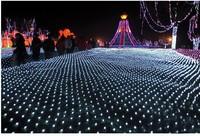 4M * 6M 720 LED  net light net light Courtyard park landscape lights Waterproof  highlight  curtain lights LED lights series