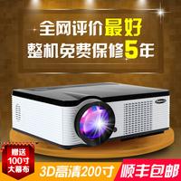 5 years warranty 6000 LumensHome HD projector home projector projector wifi HD 1080p3DLED mini projector