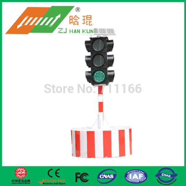 road safety warning Solar traffic lights lift(China (Mainland))