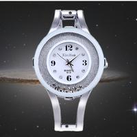 New fashion women High-end quartz watch casual watch Stainless steel watch cheap wholesale women
