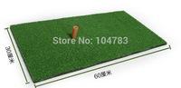 Golf training hitting pad practice grass mat 30 X60cm free shipping