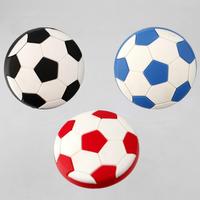 Football Rubber Kids' cartoon handle knob soft Cartoon knobs fulls For Drawer Cabinet Door Children Wardrobe Cupboard door Knob