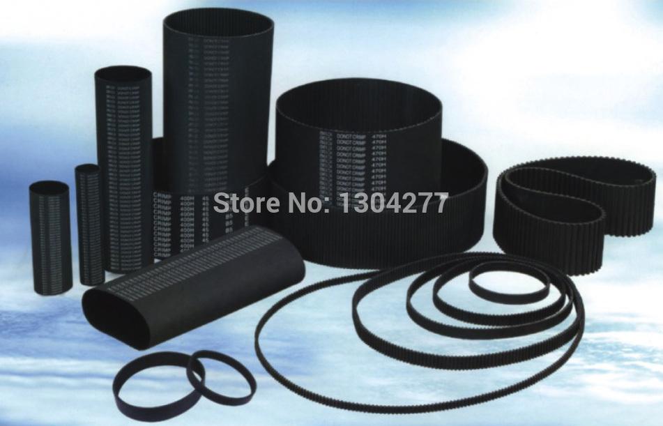 frete grátis 220l industrial borracha síncrona cinto 5 pces comprimento 558.8mm 59 width15mm dentes passo 9.525mm alta qualidade(China (Mainland))