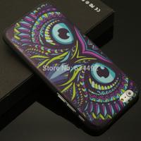 Animal Print Hard Case for Apple iPhone 6 Plus Back Cover Capa Celular  K20300