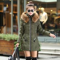Free shipping 2014 Winter jacket Woman's Outerwear Slim Hooded Down Jacket Woman Winter Warm Coat Woman Light White Duck Down