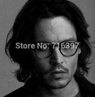 I-bright Brand Design Johnny Depp men/women Retro Vintage Myopia Optical Eyeglasses Frame Spectacle Prescription Eyewear