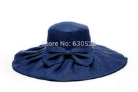 wide brim sun hats Cloche Fedoras  paper straw 11colous one size Kentucky  Church  Derby WeddingParty summer beach sun hats