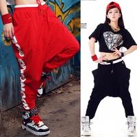 autumn Haren trousers hiphop Jazz sport pants loose couple