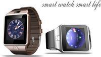 "DZ09 Smart watch Bluetooth Smartwatch  1.56"" Bluetooth 3.0 WristWatch phone Pedometer For Iphone Black/white/Orange"